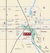 泰禾金尊府交通图