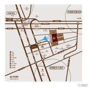 天山龙玺交通图