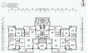 科城山庄5室2厅3卫266平方米户型图