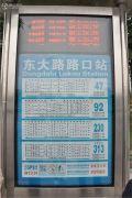 泰合国际财富中心交通图