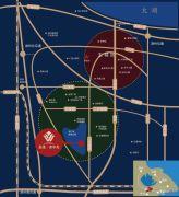 金茂水中央度假中心交通图