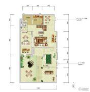 华润中央公园0室0厅0卫188平方米户型图