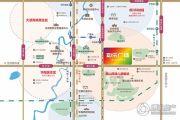 滨江和乐广场交通图