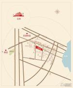 绿氧小镇交通图