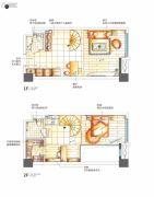 MAX未来0室0厅0卫45--56平方米户型图