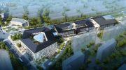 阳光100国际新城规划图