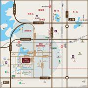 新城十里锦绣交通图