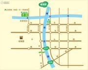 西部峰景交通图