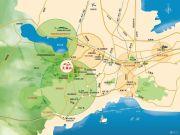 美利山规划图