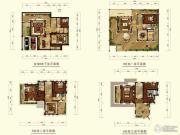 城泰凡尔赛宫0室0厅0卫0平方米户型图
