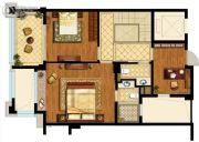 中企艮山府0室0厅0卫156平方米户型图