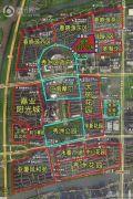 万科吴越交通图