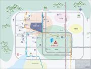 融创春风十里交通图