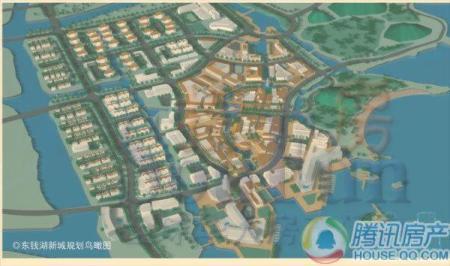 中海神州半岛泰悦居规划图