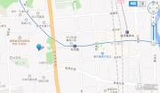 环亚高铁芯城交通图