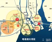 佳兆业御金山三期交通图