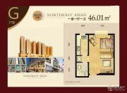 天朗国际广场0室0厅0卫0平方米户型图