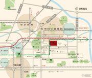 利锦府交通图