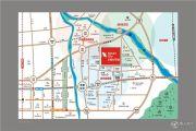 高科绿水东城交通图