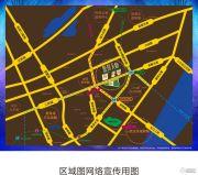 盛景天地美寓交通图