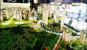北京城建龙樾生态城沙盘图