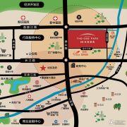 碧桂园东洲壹�院交通图