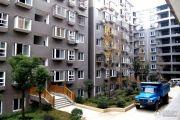 郧城城市花园实景图