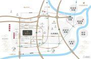 中骏雍景湾交通图