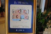 明福智富广场3室2厅2卫129平方米户型图