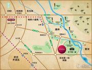 鸿坤・罗纳河谷交通图