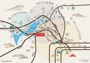 八达岭孔雀城原山著交通图