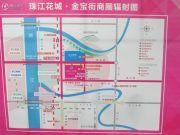 珠江郦城交通图