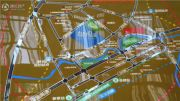 鑫月御园交通图