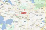 世界城・香榭丽舍交通图