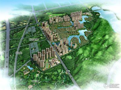 碧桂园山湖城