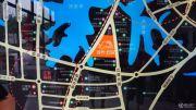 当代云城交通图