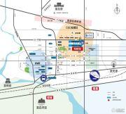 京白世贸城交通图