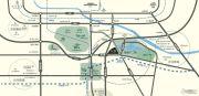 天琅印巷交通图