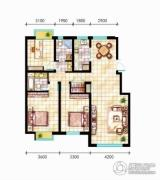 天宇・金地富山0室0厅0卫0平方米户型图