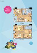 福州万家广场0室0厅0卫68平方米户型图