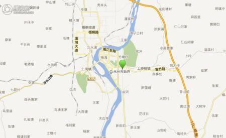 湘南万商红商贸新城