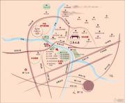 中海・熹凤台交通图