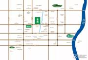 山川花园里交通图