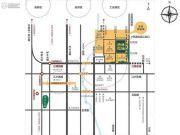 格林悦城交通图