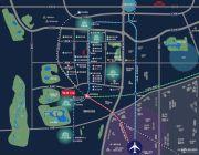 远洋・金融街・颐�Z万和交通图