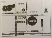 珠光新城御景2期交通图
