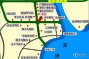 中亮清澜茗都交通图