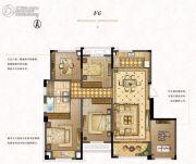 蓝光天悦城5室2厅2卫141平方米户型图