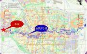 华瑞紫韵城交通图