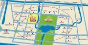 金冠・香榭里交通图
